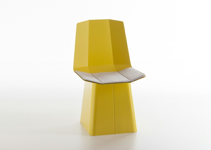 designermöbel origami stuhl linito designer yu ito