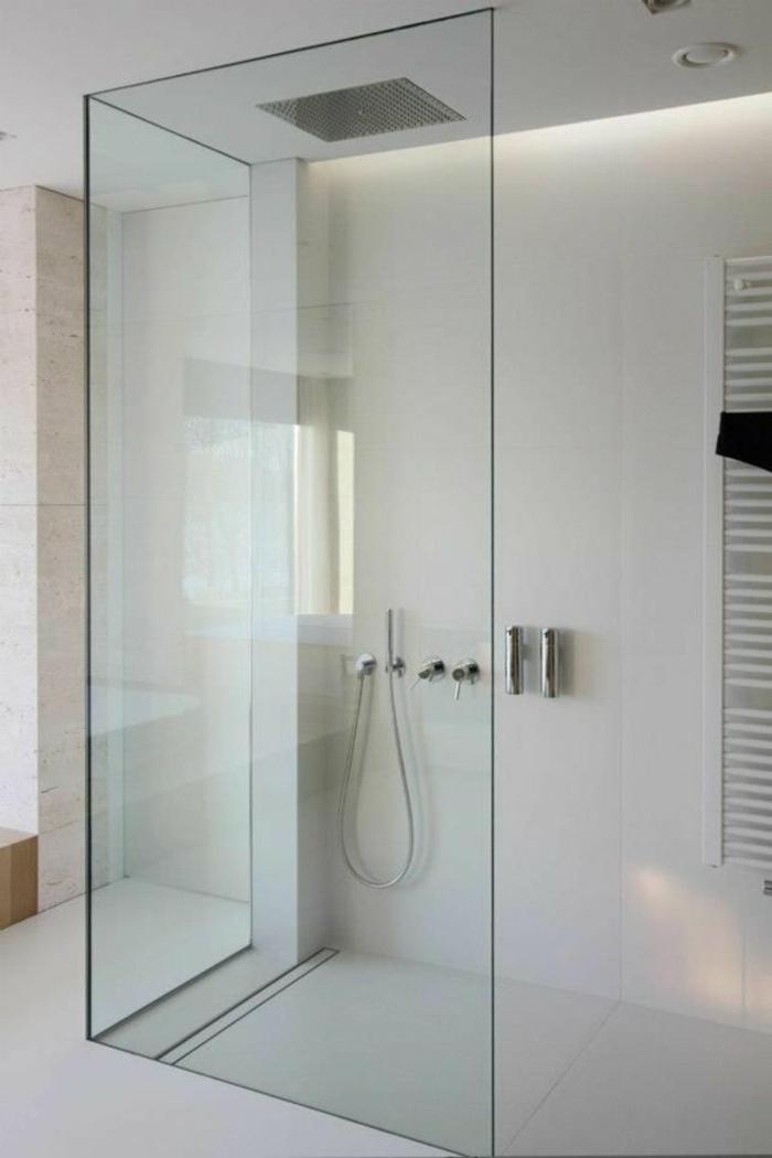 duscharmatur minimalistisch badezimmerarmatur tendenzen
