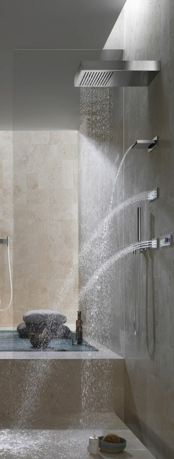 duscharmatur moderne badezimmer badezimmerarmatur