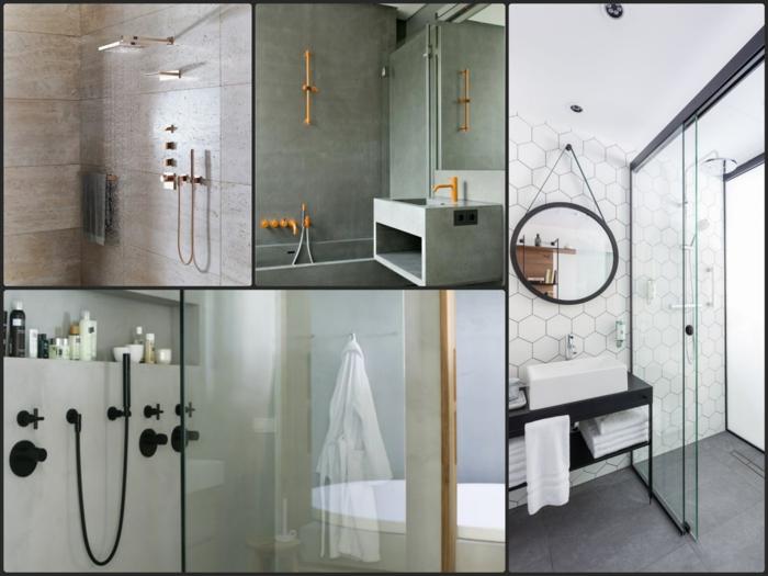 duscharmatur moderne badezimmer gestalten badezimmerarmatur