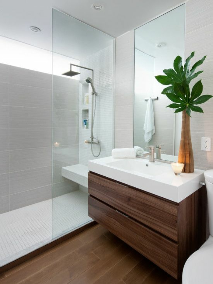 duscharmatur renovieren neue badezimmerarmatur badmöbel holz