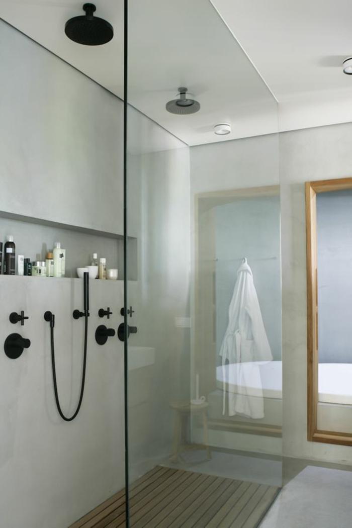 Duscharmatur Schwarz : duscharmatur schwarz badezimmer gestalten und renovieren