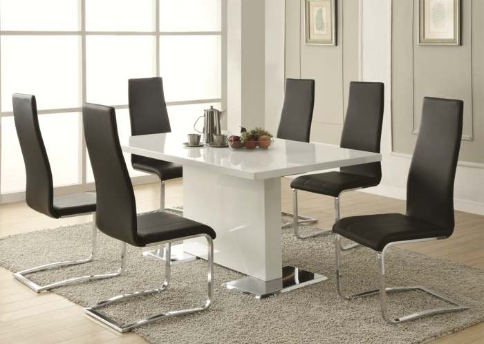 esstisch sessel design m belideen. Black Bedroom Furniture Sets. Home Design Ideas