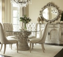 Passendes Esstisch Design Für Das Speisezimmer Nach Form Aussuchen