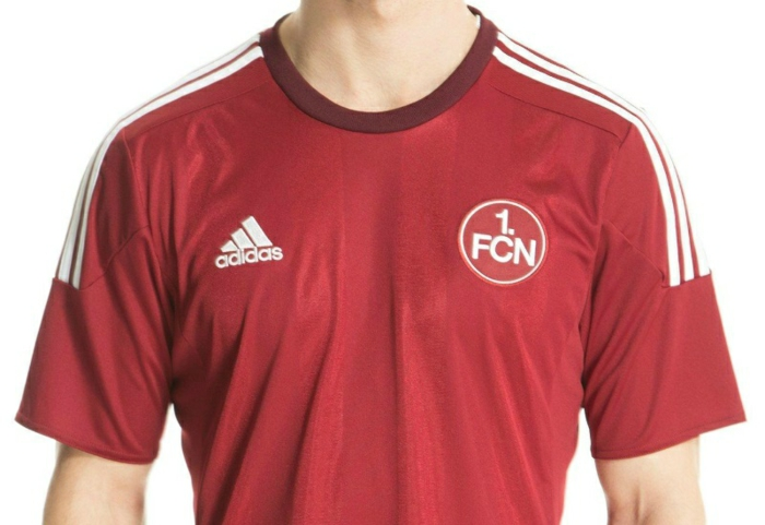 fc nurnberg adidas trikotsatz 2015 2016 fußballtrikots