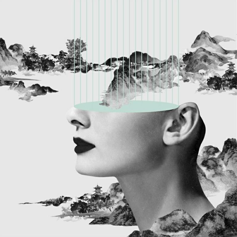 filmstar audrey hepburn plakat design von kayan kwok