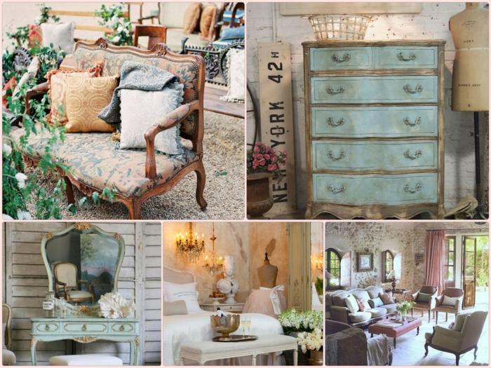 Attraktiv Französische Landhausmöbel Und Rustikale Möbel Einrichtungstipps