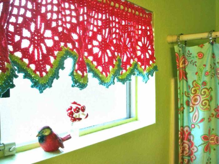 gardinen deko gardine h keln anleitung kostenlos gardinen dekoration verbessern ihr zimmer shade. Black Bedroom Furniture Sets. Home Design Ideas