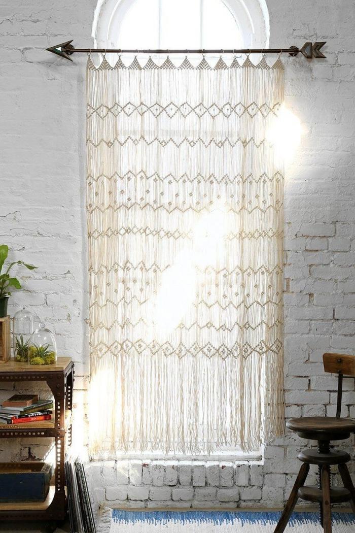 die h kelgardinen gardinen mit charme f rs zuhause ausw hlen. Black Bedroom Furniture Sets. Home Design Ideas