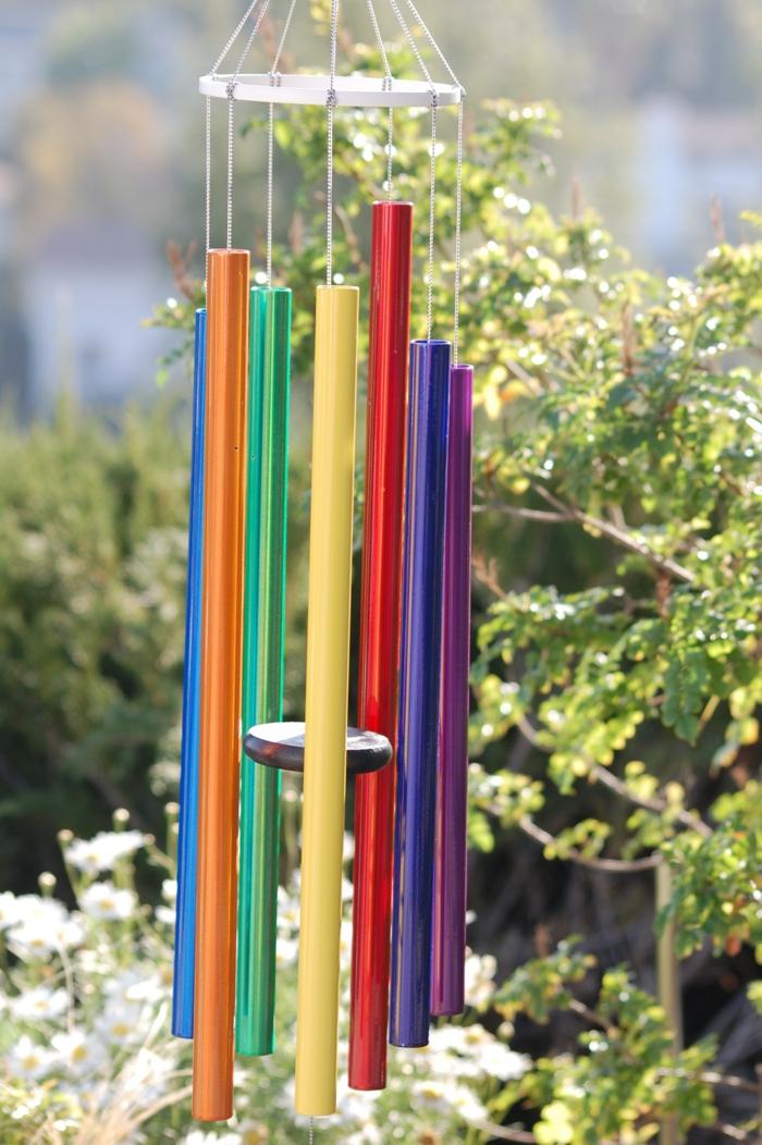 durch windspiel garten kommt der magische garten ganz nahe, Garten ideen