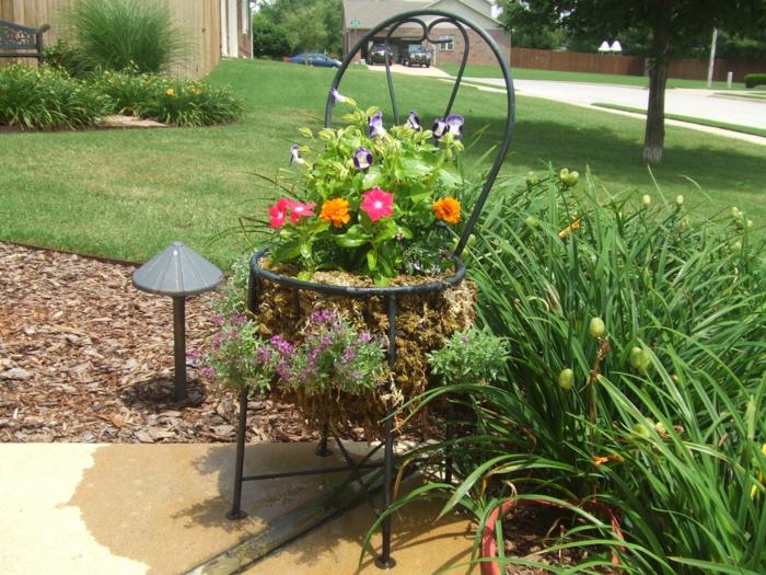 ... Garten Umgestalten Schaffen Sie Eine Nachhaltige Coole Gartenideen  Konzept ...