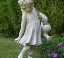 Gartendeko Figuren für Ihre einmalige Gartengestaltung