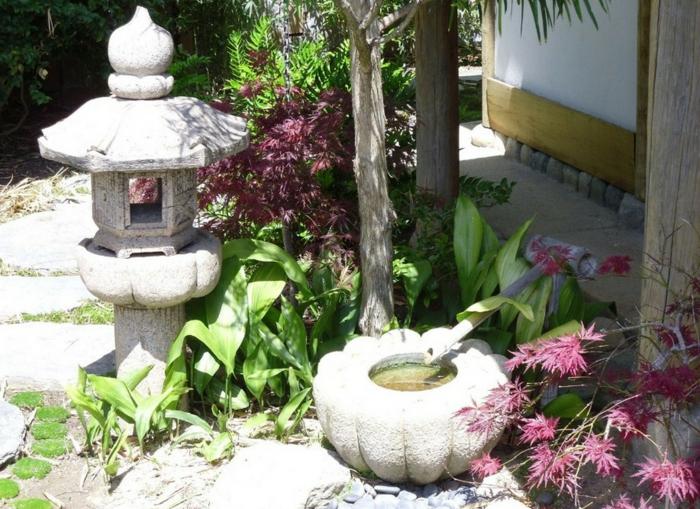 Gartendekorationen ideen die f r eine heitere stimmung im for Gartenboden gestalten