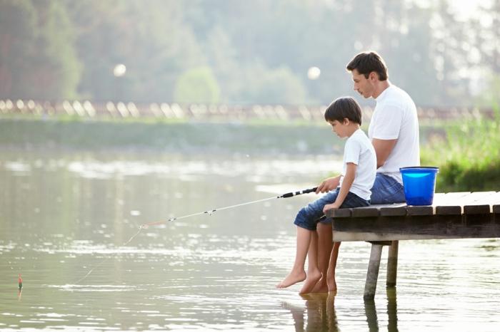 geduld lernen fischen lifestyle trends