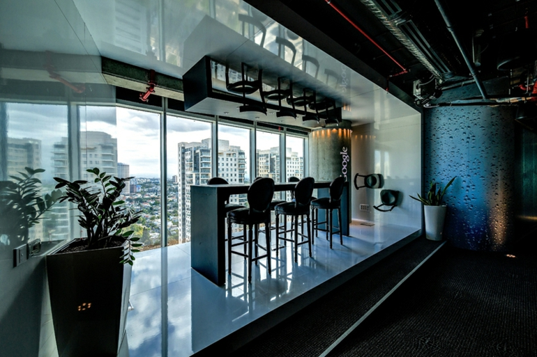 google office tel aviv stress am arbeitsplatz moderne büroeinrichtung