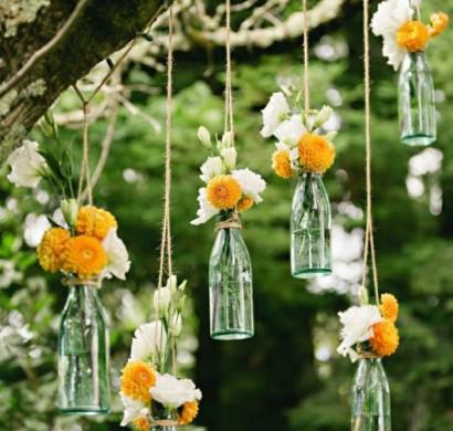 Raffinierte Hochzeitsdeko für das wichtigste Fest Ihres Lebens