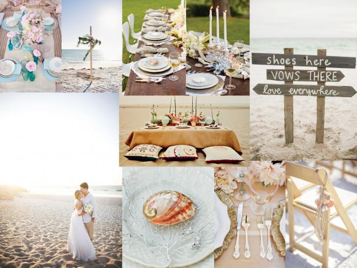 Hochzeitsdeko Trends, die durch die letzte Sommersaison inspiriert ...