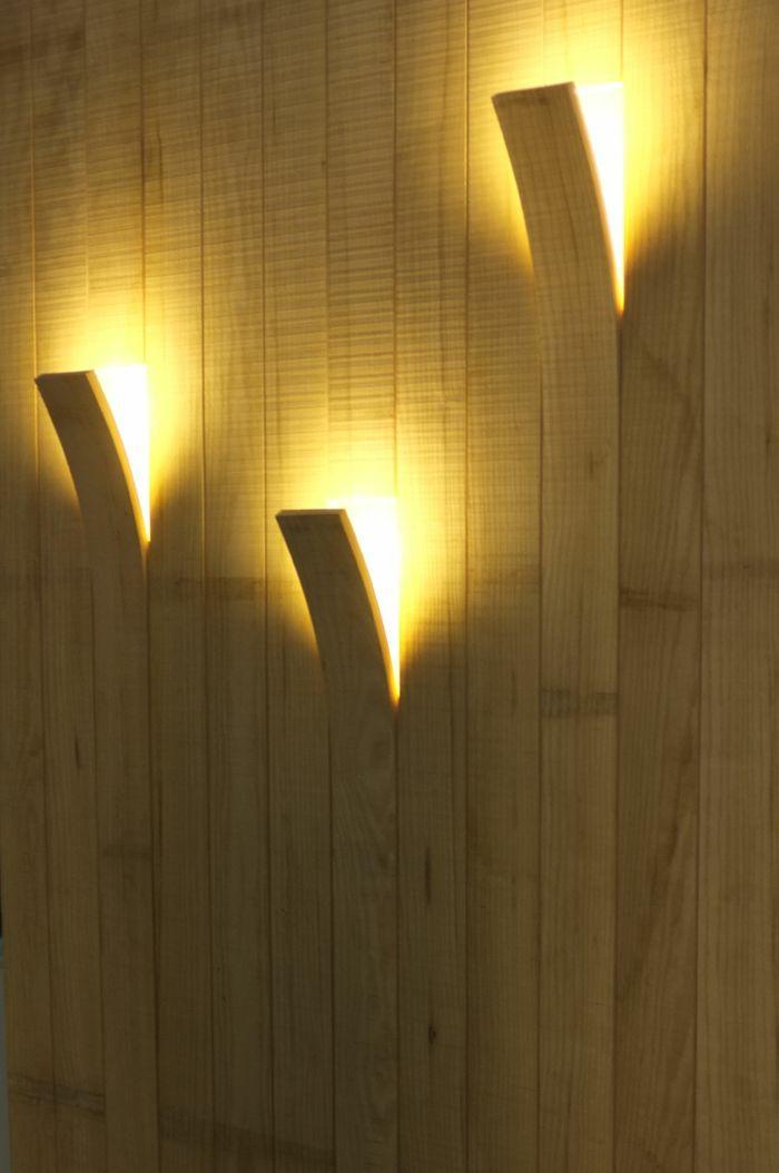 Indirekte Lampe indirekte beleuchtung zum erhellen dunkler räume