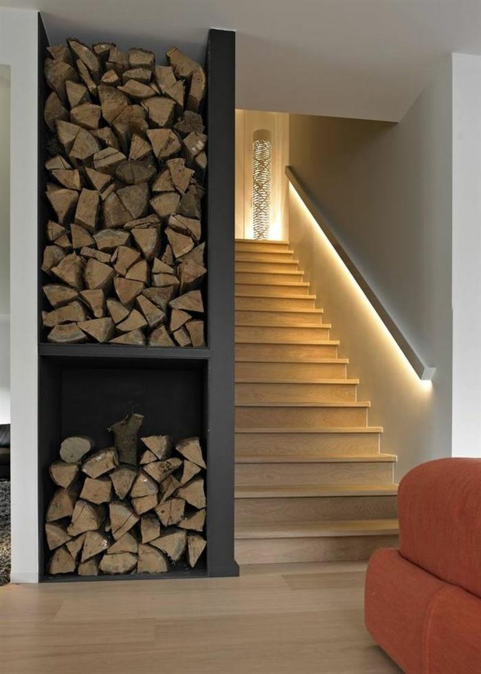 indirekte led beleuchtung moderne büroeinrichtung indirektes licht treppen geländer