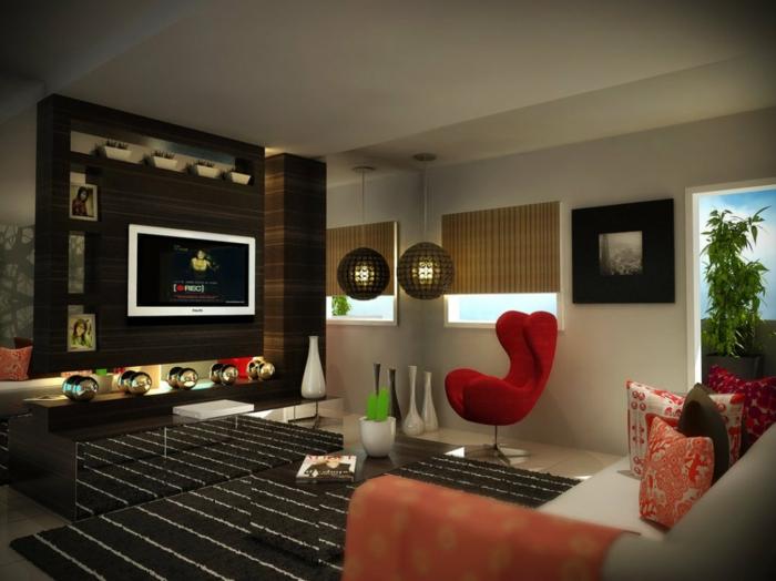 inneneinrichtung ideen sternzeichen skorpion wohnzimmer einrichten - Inneneinrichtung Ideen Wohnzimmer