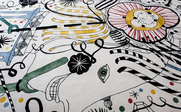 jaime-hayon-für-nodus-teppich-design-japanische-folklorelemnete-inspiration