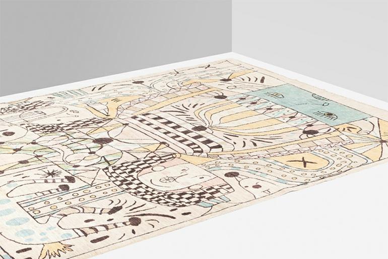 Teppich Design teppich design jaime hayon mit folklorelementen