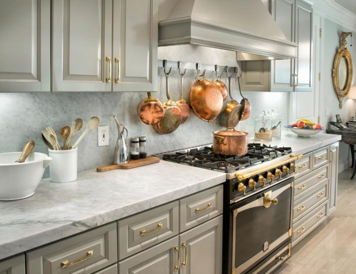 küchen planen trends küchen aktuell küchenarbeitsplatte marmor