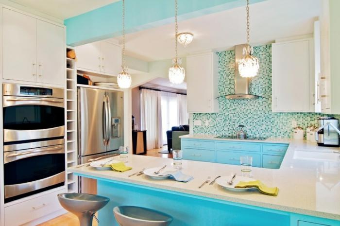küchen planen trends küchen aktuell küchenstühle barhoker insel