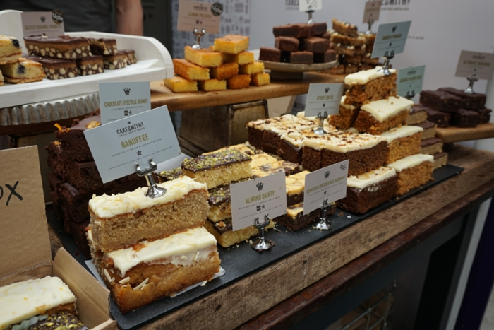 kaffee mode london coffee festival kuchen