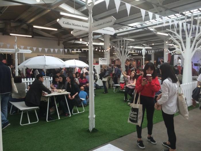 kaffee mode london festival veranstaltung event