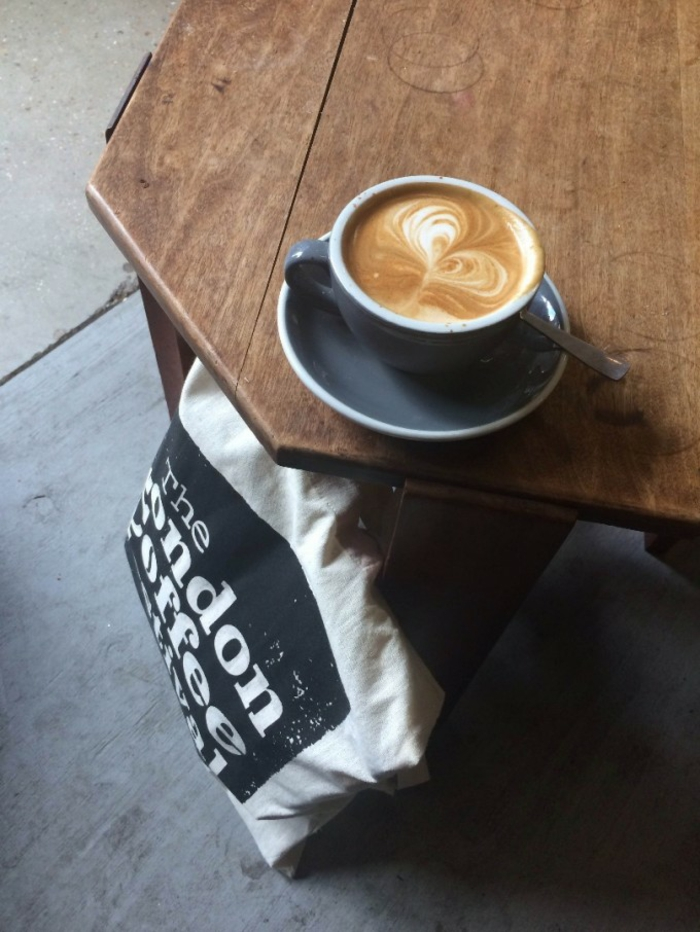 kaffee mode londoner festival
