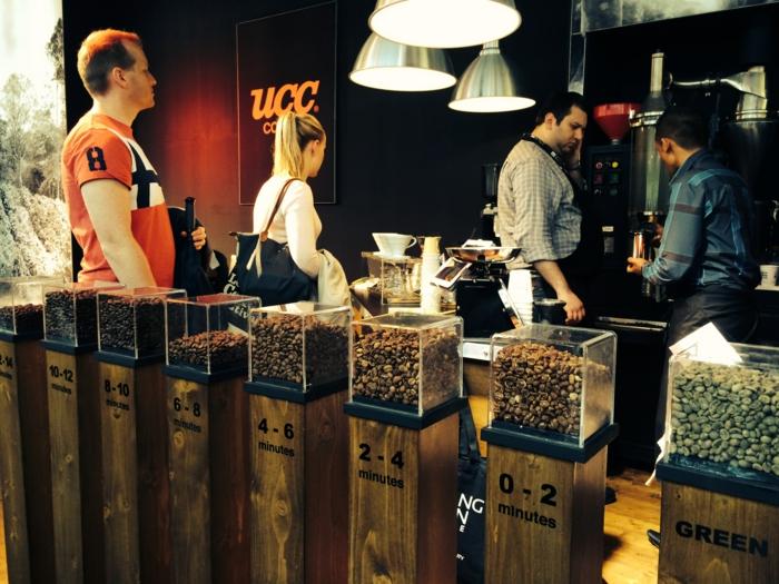 kaffee mode sorten spezialitäten london festival