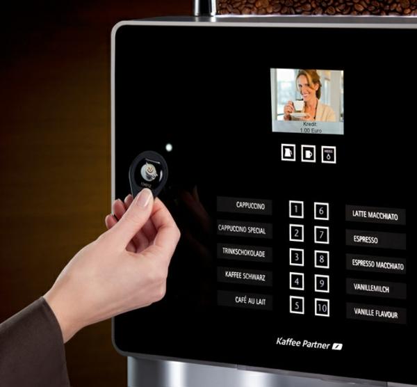 kaffeevollautomat kaffee partner multifunkional