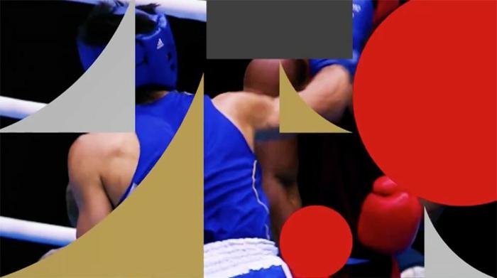 kenjiro sano und seine logo für olympische spiele 2020