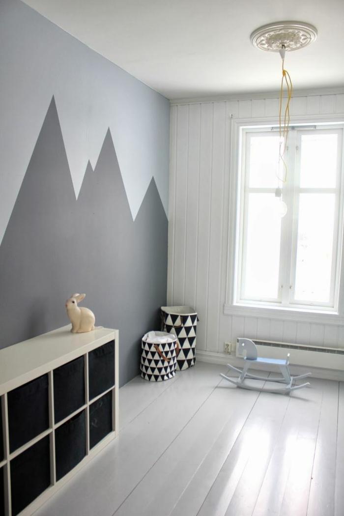 Kinderzimmer wandfarbe nach den feng shui regeln aussuchen for Babyzimmer wandgestaltung