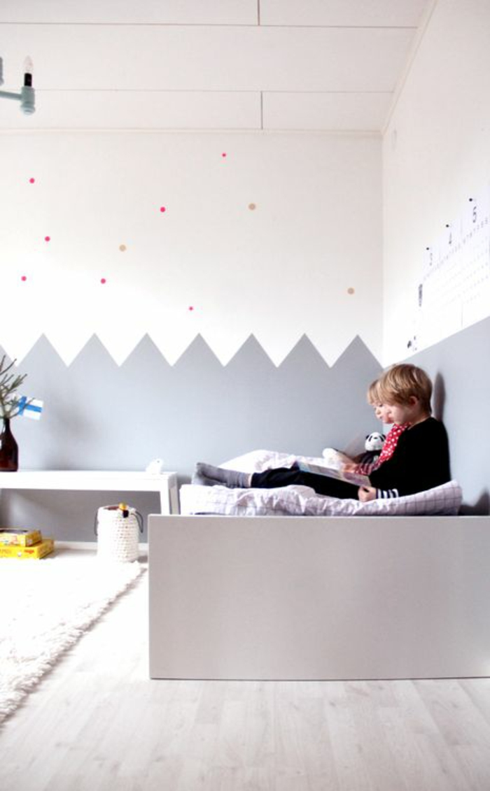 kinderzimmer wandfarbe ideen. Black Bedroom Furniture Sets. Home Design Ideas