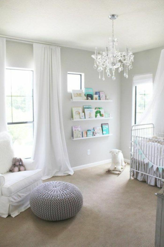 Kinderzimmer wandfarbe nach den feng shui regeln aussuchen Calming colors for baby nursery