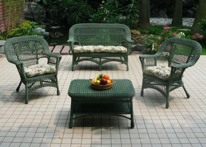 wie korbst hle gepflegt werden um l nger als neu auszusehen. Black Bedroom Furniture Sets. Home Design Ideas