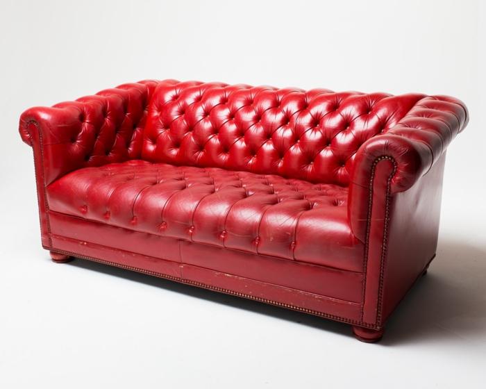 Die Ledercouch Der Unbestrittene Hingucker Im Wohnzimmer