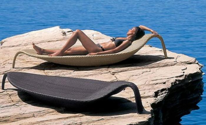 Lounge sessel rattan  Coole Lounge Sessel für mehr Komfort und Ruhe in Ihrem Außenbereich