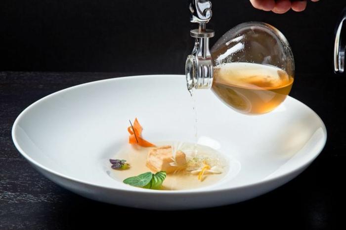Molekulare küche wissenschaft magie oder kunst