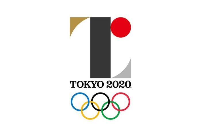 olympische spiele 2020 kenjiro sano logo japan tokio