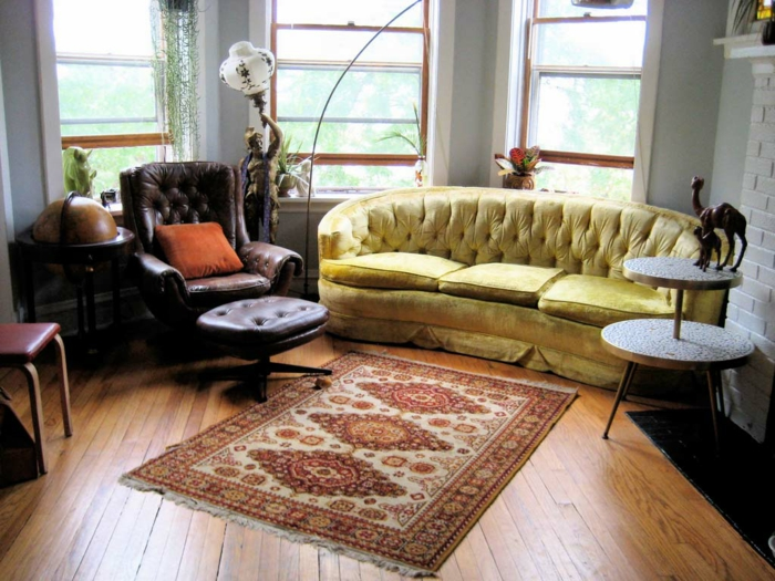 orientteppiche ethnomuster klein designer sitzmöbel sessel sofa