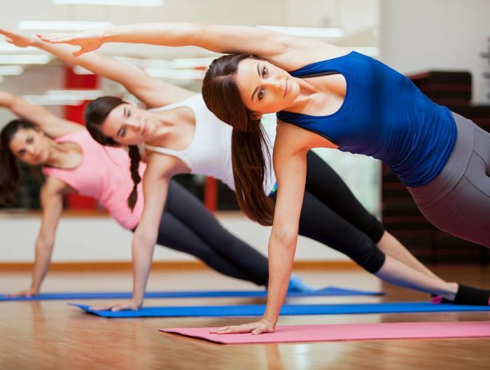 positiv denken tipps joga posen