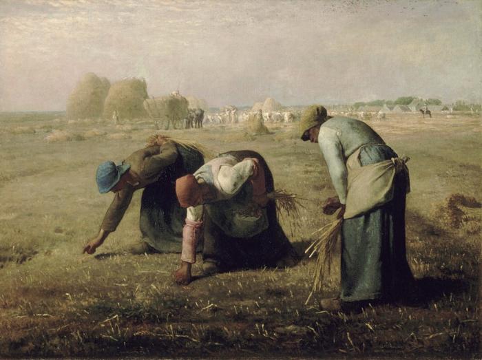 Landschaftsmalerei realismus  Realismus Kunst - die Geschichte und die wichtigsten Merkmale