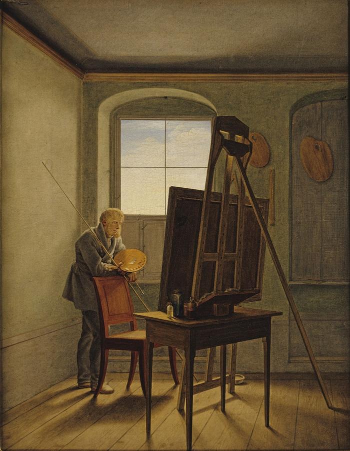 romantik epoche und romantik kunst maler