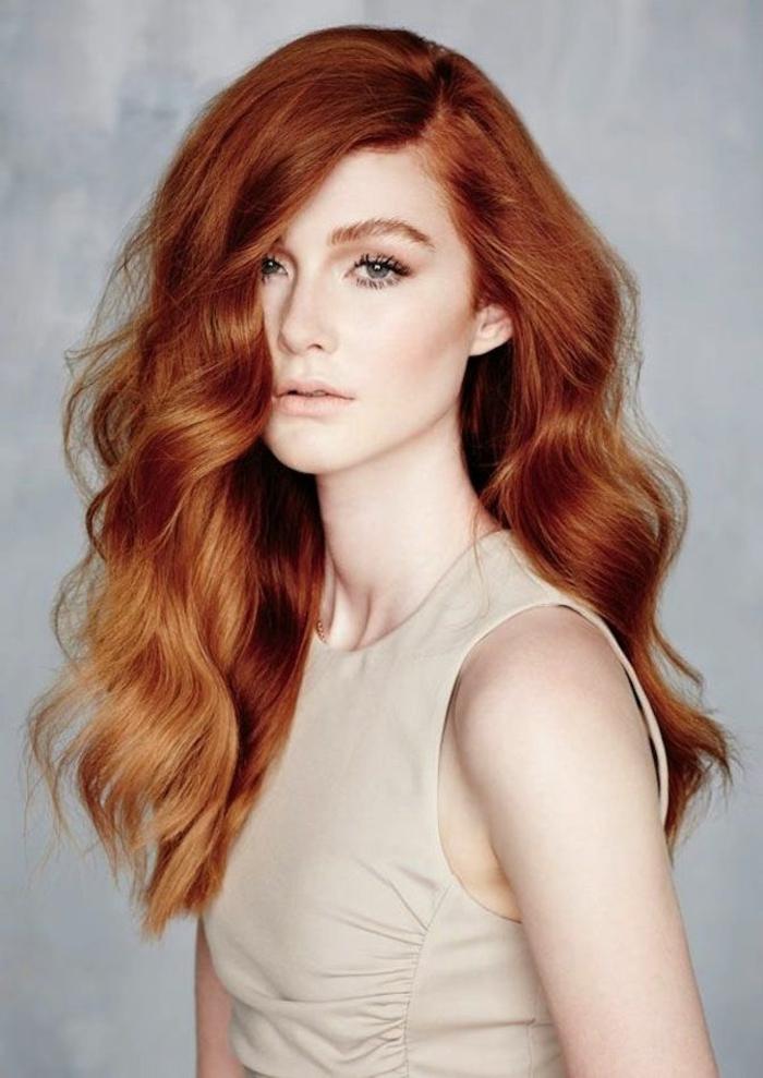 Sind Rote Haare Attraktiv