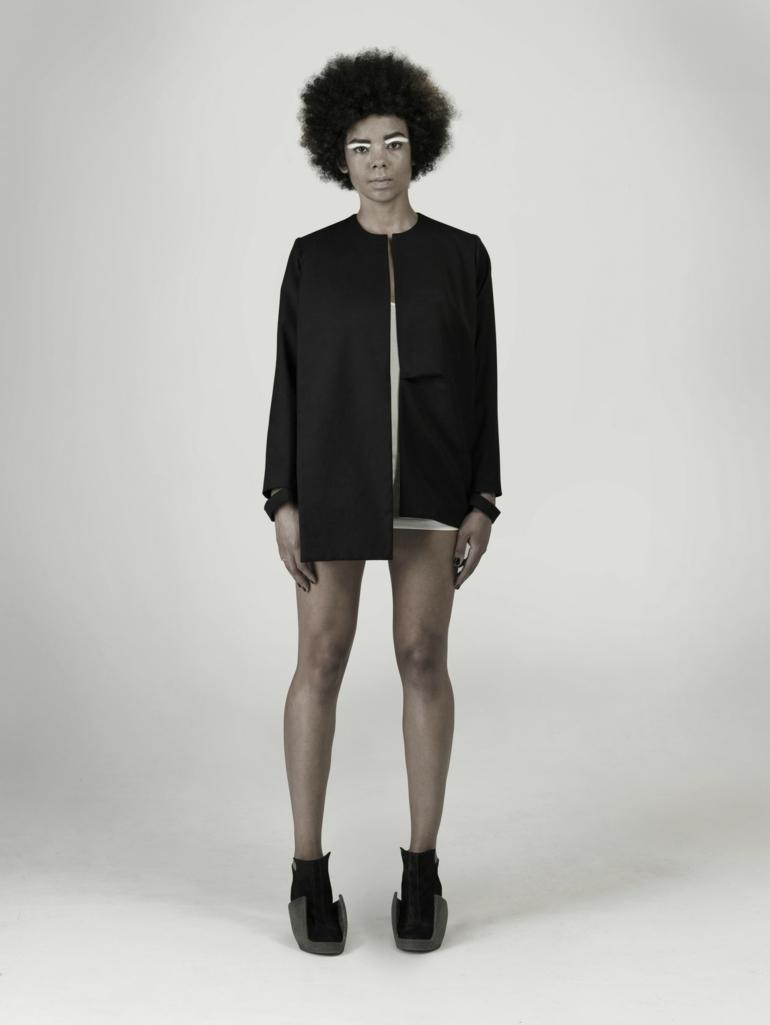 schuhe selbst designen Iga Węglińska designer kleider blazer