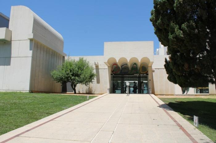 spanien sehenswürdigkeiten museo Joan Miró Barcelona