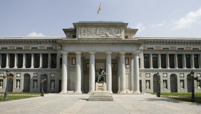 spanien sehenswürdigkeiten museo del prado madrid